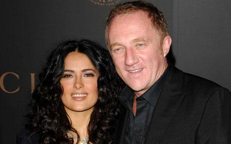 Salma Hayek: Actress reveals love of eating insects
