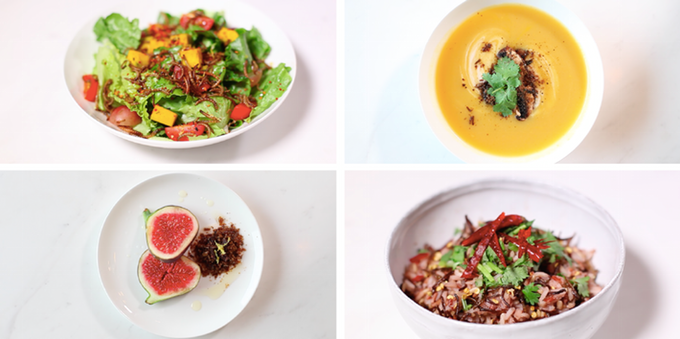 A Health Food Revolution Cooked Up In China With Bugs